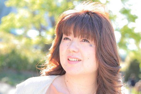 改めまして、朝水久美子です